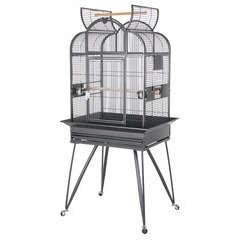 Cage Borghese pour petites perruches : L66xl51xh65 cm