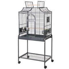 Cage Sant Angelo pour petites perruches : L71xl46xh137 cm