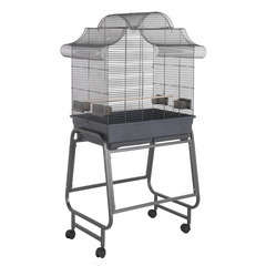 Cage Trinita pour petites perruches : L66xl43xh127 cm