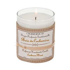 Bougie artisanale parfumée, 180g - Bois de cachemire