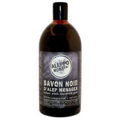 Savon Noir d'Alep Ménager, 1L