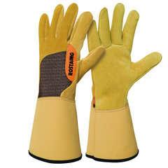 Gant PRO épines et ronces. Croûte avec manchette protection T9