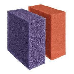 Set de mousses de rechange  rouges/violettes ScreenMatic² 40000