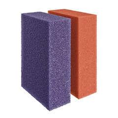 Set de mousses de rechange  rouges/violettes ScreenMatic² 60/140