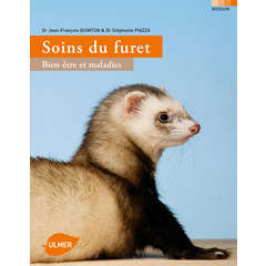 Livre animalerie: Soins du furet