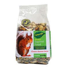 Alimentation de qualité pour Ecureuils : 1kg