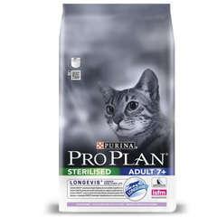 Croquettes Pro Plan pour chat stérilisé Adulte 7+ : 1,5kg