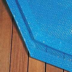 Couverture à bulle P-280 piscine bois 600x300cm