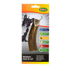 Friandise corne de cerf taille M pour chien : 80 à 120g
