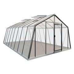 Serre de jardin S208H HT, en verre - 22,53m²