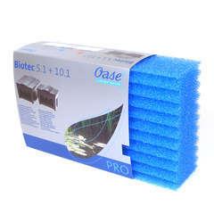 Mousses de filtration bleues pour Biosmart 24/36000 pour bassin