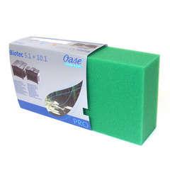 Mousses de filtration vertes pour Biosmart 24/36000 pour bassin