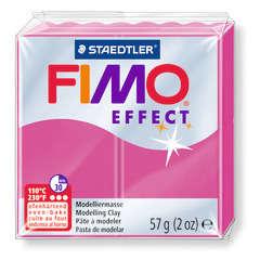 Pâte Fimo Effect, 57g - Rubis quartz