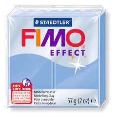 Pâte Fimo Effect, 57g - Bleu agate