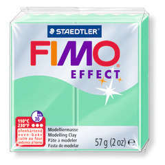 Pâte Fimo Effect, 57g - Vert jade