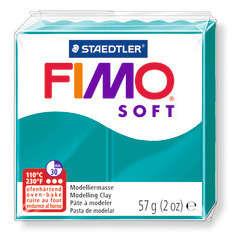 Pâte Fimo Soft, 57 g - Pétrole