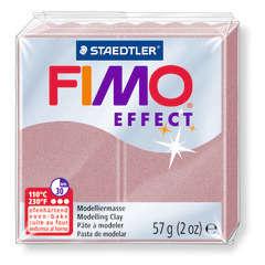 Pâte Fimo Effect, 57g - Rose perle