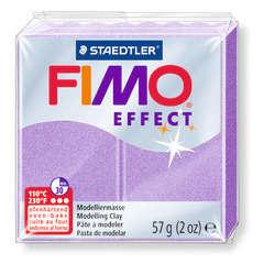 Pâte Fimo Effect, 57g - Lilas perle