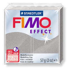 Pâte Fimo Effect, 57g - Gris clair perle