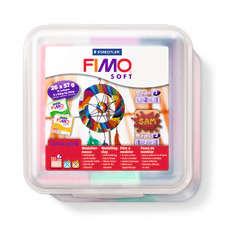 Coffret Atelier Fimo: 26 pains de 57g + accessoires