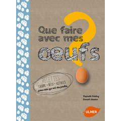 Livre : Que faire avec mes œufs