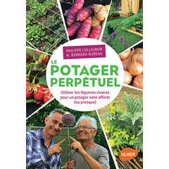 Livre: Le potager perpétuel
