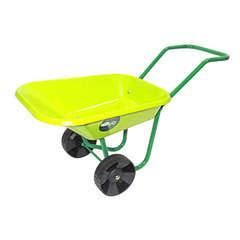 Brouette métal 2 roues montée   pour enfant TRUFFY
