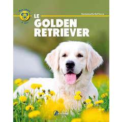 Livre animalerie : Golden retriever