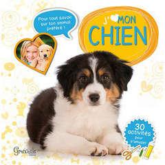Livre animalerie : J'aime mon chien