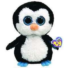 Peluche  Waddles Le Pingouin H 23 cm