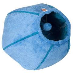 Cachette Cave pour chat : Bleu