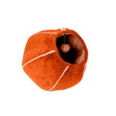 Cachette Cave pour chat : Orange