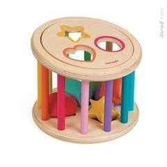 Jouet : quizz des formes i wood