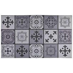 Tapis imprimé d'intérieur 76x45,5cm - Mosaïc