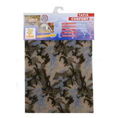 Tapis confort pour chien : L50xl38cm camouflage