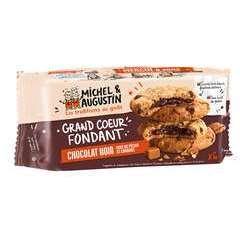 Cookies fondants, noix pécan/caramel/chocolat noir (180g)