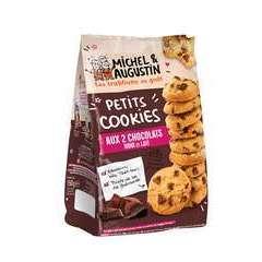Petits cookies 'from France', chocolat lait et noir (150g)