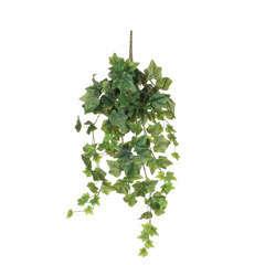Lierre artificiel à suspendre, vert L.71cm