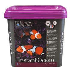Sel Instant Ocean pour eau d'aquarium : 10kg