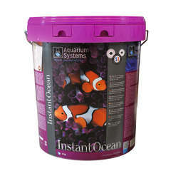 Sel Instant Ocean pour eau d'aquarium : 20kg