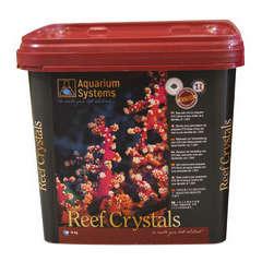 Sel Reef Crystals pour eau d'aquarium : 10kg