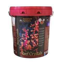Sel Reef Crystals pour eau d'aquarium : 20kg