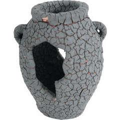 Décor cruche Etna pour aquarium : petit modèle