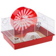 Cage Coney Island pour hamster et souris : longueur 50 cm