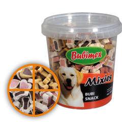 Friandise Bubi Snack Mixies pour chien : 500g
