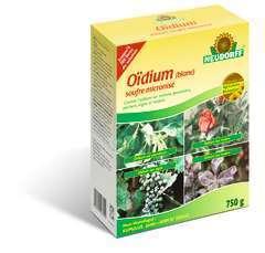 Oïdium (blanc): soufre micronisé, 750g