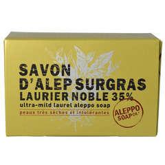 Savon d'Alep Surgras: Laurier noble, 150g