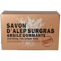 Savon d'Alep Surgras: Argile gommante, 150g