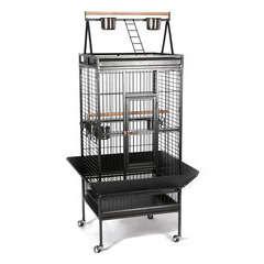 Cage perroquet Galio : L83xl78xh167 cm