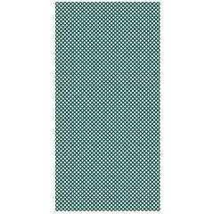 Treillis fixe (18mm) en PVC, vert - l.200 x H.100 cm